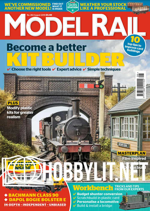 Model Rail Issue 263 - August 2019