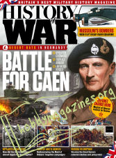 History of War Issue 170