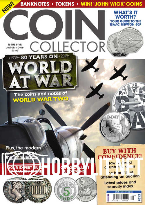 Coin Collector Issue 05 - Autumn 2019