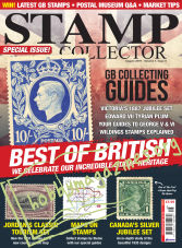Stamp Collector - August 2019