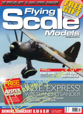 Flying Scale Models - August 2019