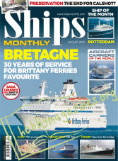 Ships Monthly - August 2019
