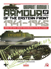 Warpaint Armour 1 - Armour of the Eastern Front