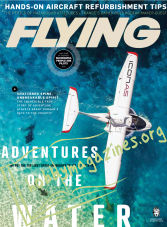 Flying - August 2019