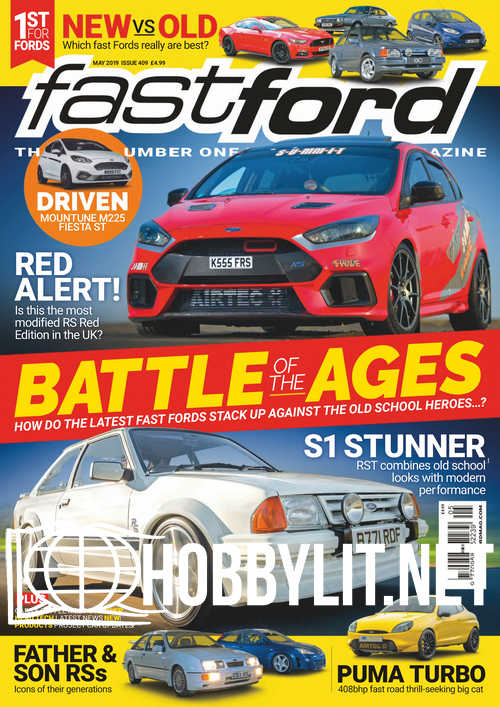Fast Ford - May 2019