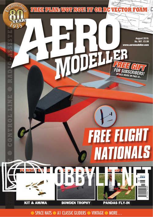 AeroModeller - August 2019