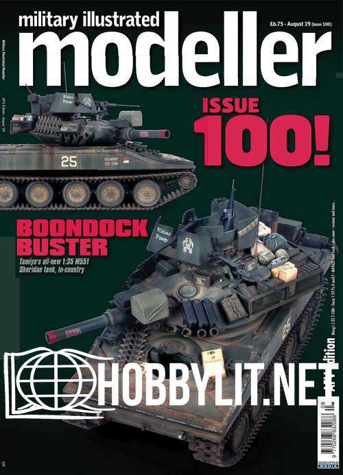 Military Illustrated Modeller 100 - August 2019