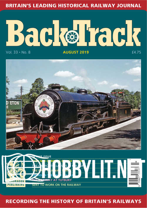 BackTrack - August 2019