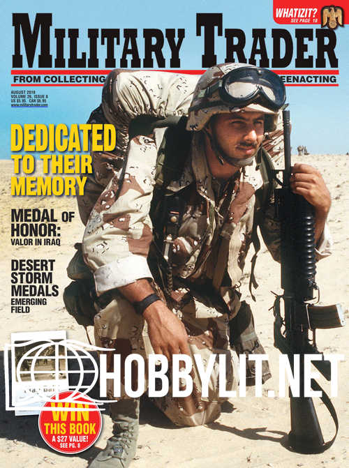 Military Trader - August 2019