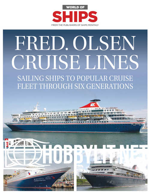 World of Ships Issue 11 - Fred.Olsen Cruise Lines