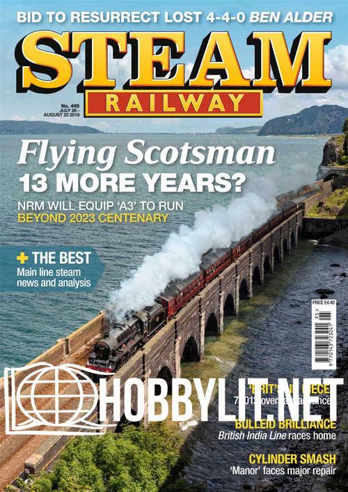 Steam Railway 26 July 2019