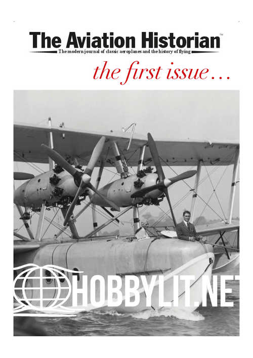 The Aviation Historian Issue 01