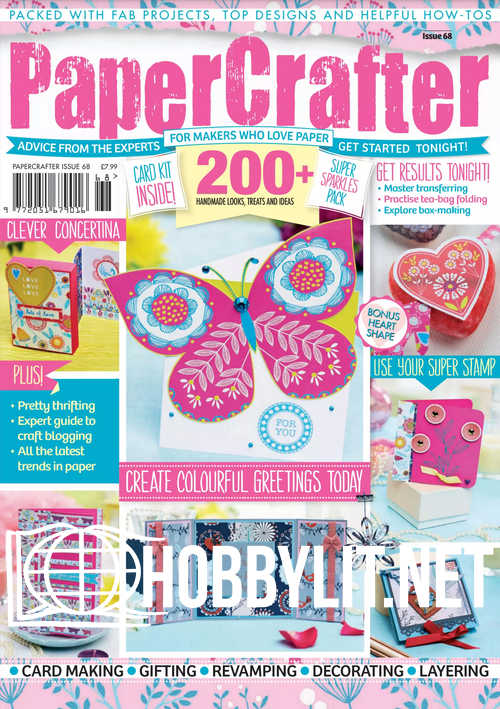 PaperCrafter Issue 68