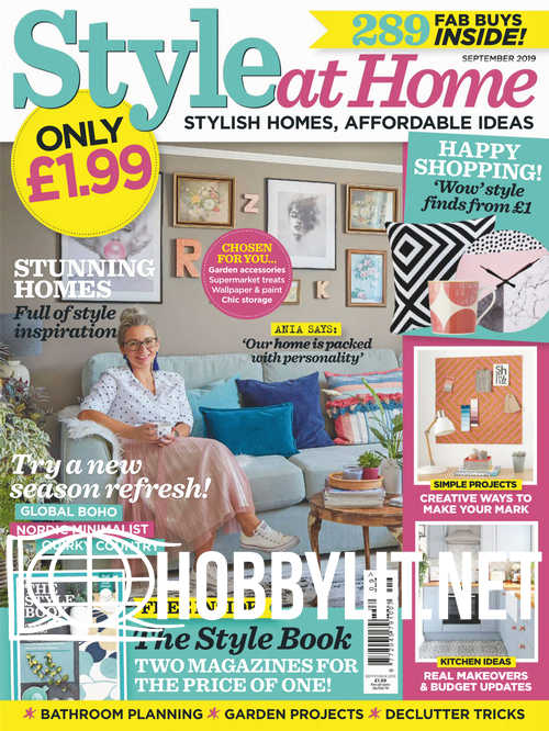 Style at Home - September 2019