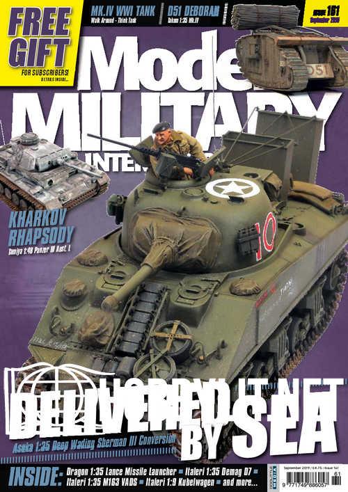 Model Military International 161 - September 2019