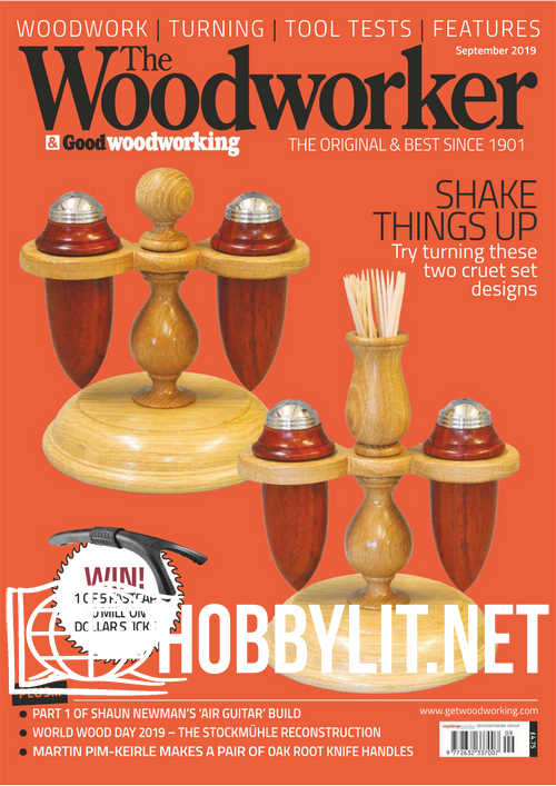 The Woodworker - September 2019