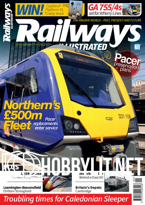 Railways Illustrated - September 2019