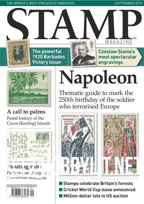 Stamp Magazine - September 2019
