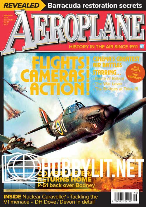 Aeroplane - September 2019