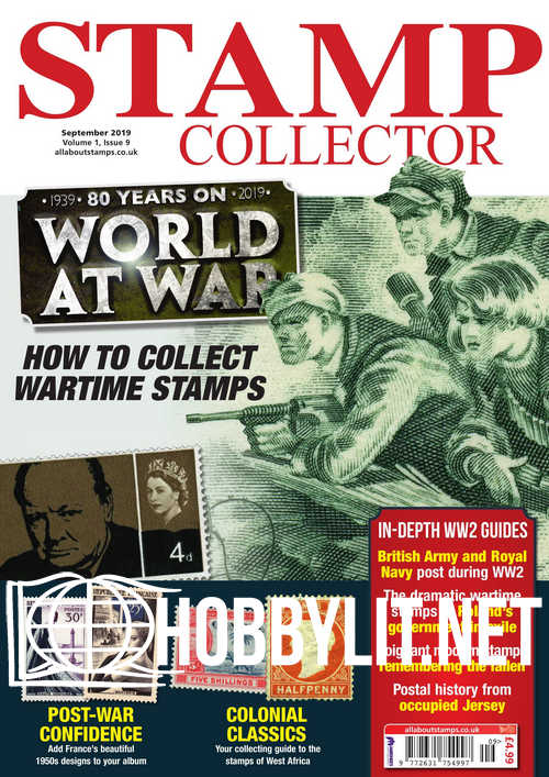 Stamp Collector - September 2019
