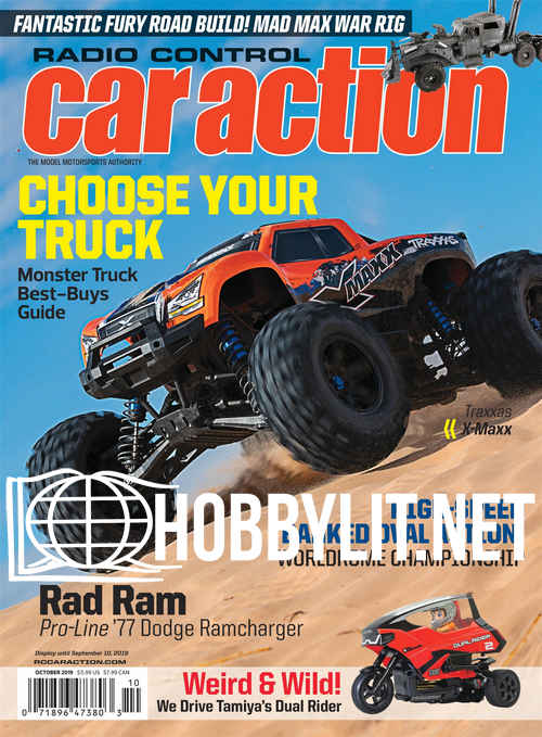 Radio Control Car Action – October 2019