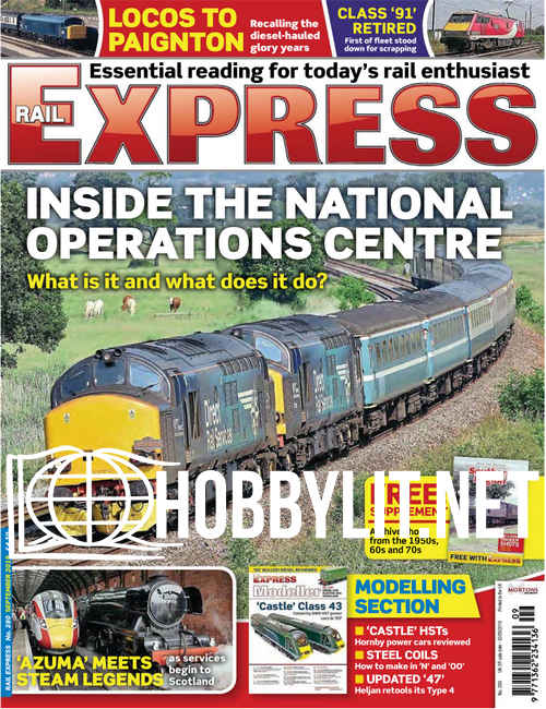 Rail Express - September 2019