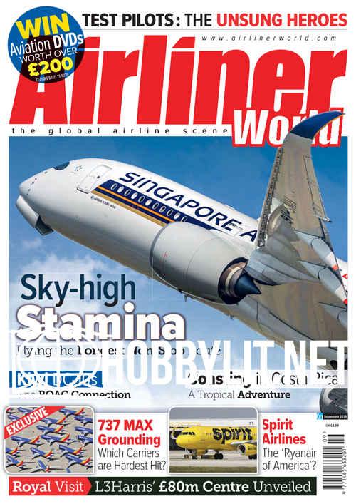 Airliner World - September 2019