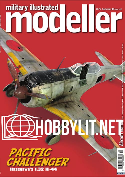 Military Illustrated Modeller 101 - September 2019
