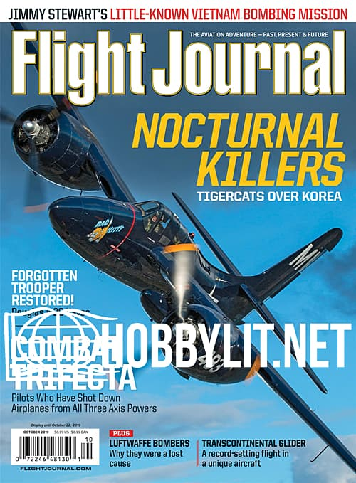 Flight Journal - October 2019