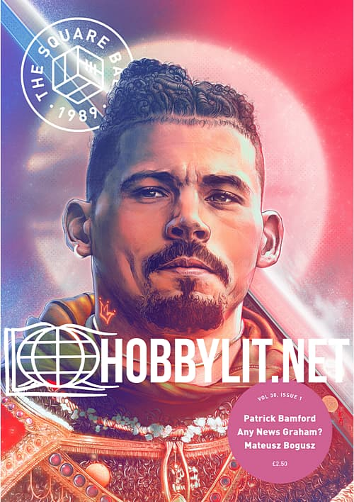 The Square Ball Issue 1 2019/20