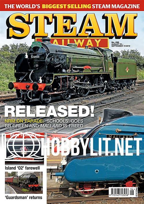 Steam Railway 23 August 2019