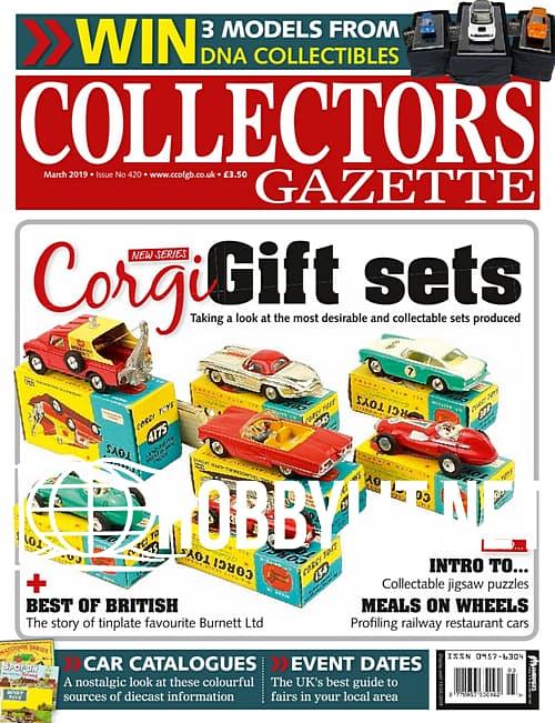 Collectors Gazette March 2019