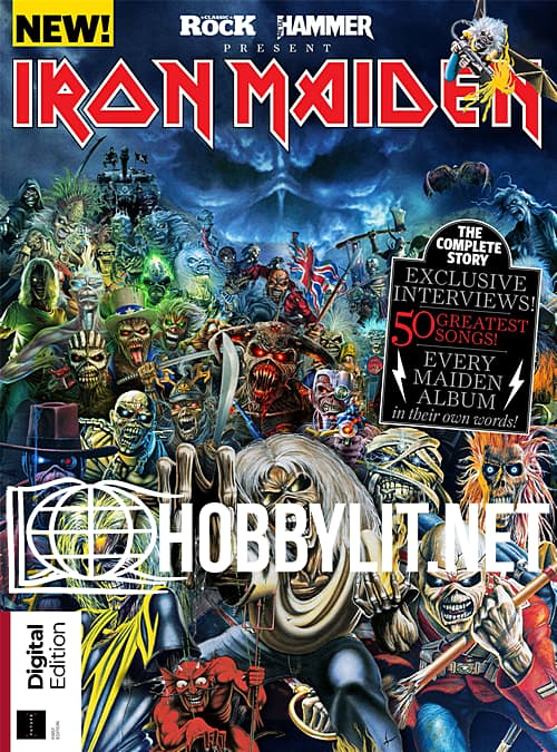 Classic Rock Special - IRON MAIDEN