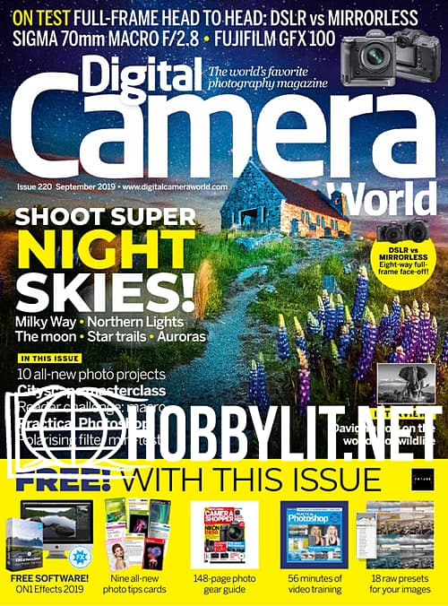 Digital Camera World - September 2019