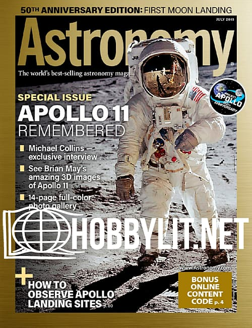 Astronomy - July 2019