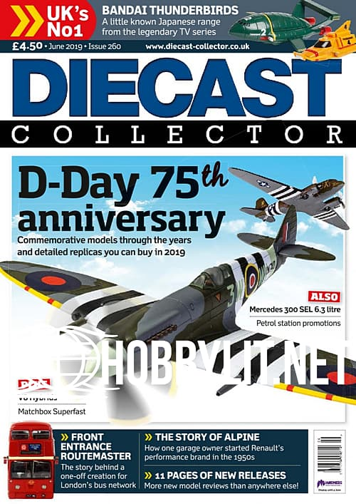 Diecast Collector - June 2019