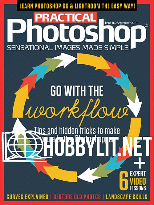 Practical Photoshop - September 2019