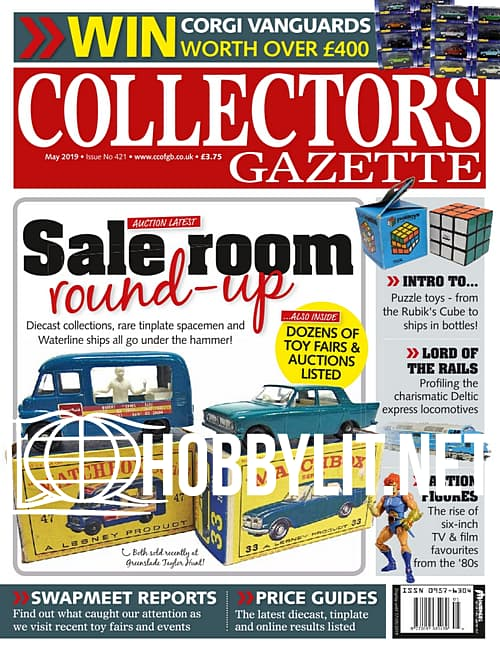 Collectors Gazette - May 2019