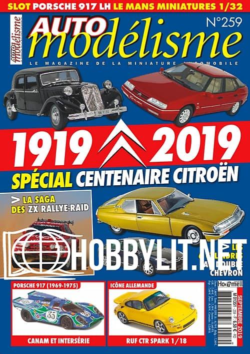 Auto Modelisme - Septembre 2019