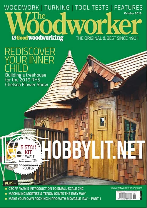 The Woodworker - October 2019