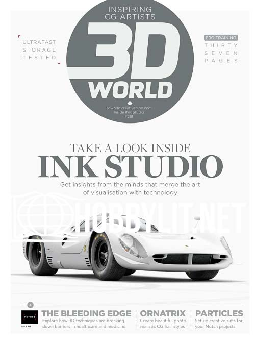 3D World Issue 261