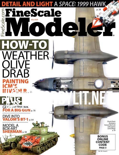 FineScale Modeler - July 2020