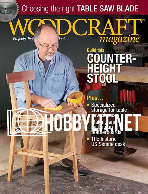 Woodcraft Magazine - June/July 2020
