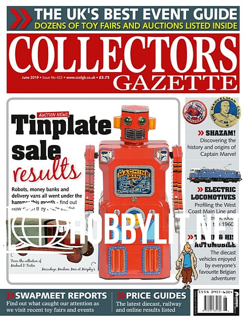 Collectors Gazette - June 2019