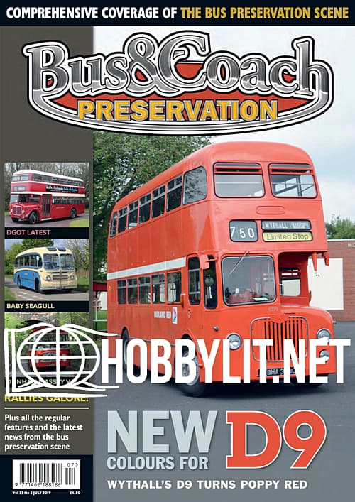 Bus & Coach Preservation July 2019