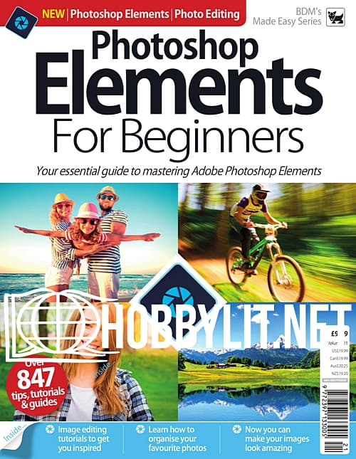 Photoshop Elements for Beginners