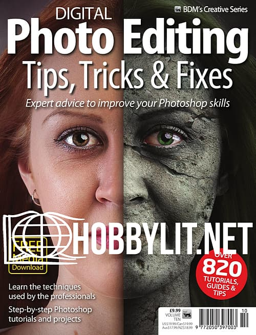 Digital Photo Editing Tips, Tricks and Fixes