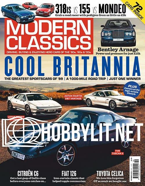 Modern Classics - October 2019
