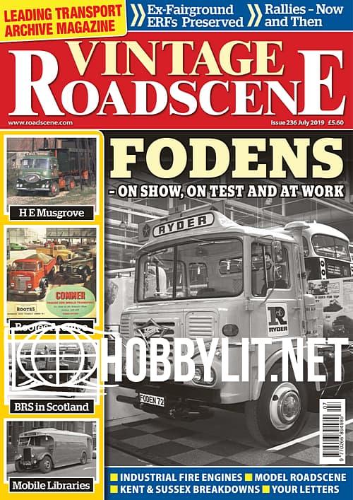 Vintage Roadscene July 2019