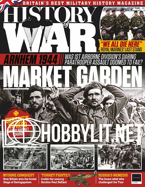 History of War Issue 072